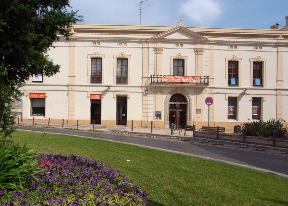 CENTRE DE NEGOCIS Banc de Valls  en-alquiler Valls Tarragona